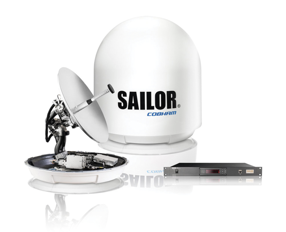 SAILOR 600 VSAT Ku